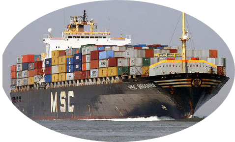 Transport maritime Paris Conakry